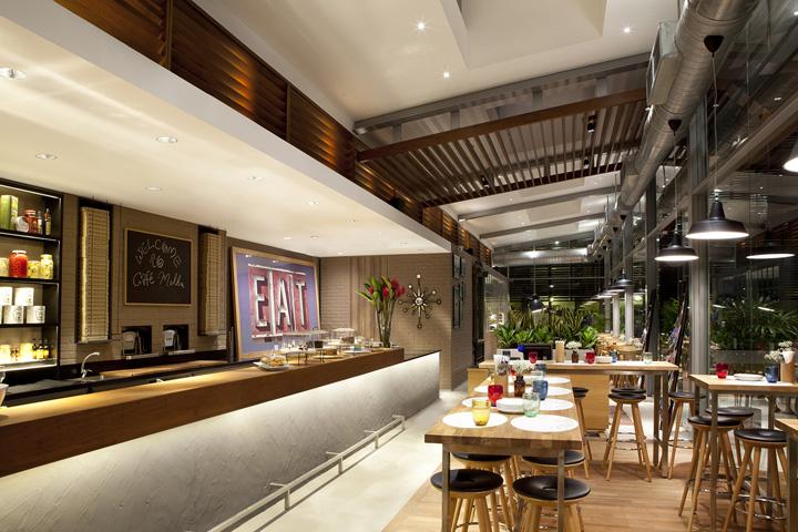 Café Melba by designphase dba, Singapore
