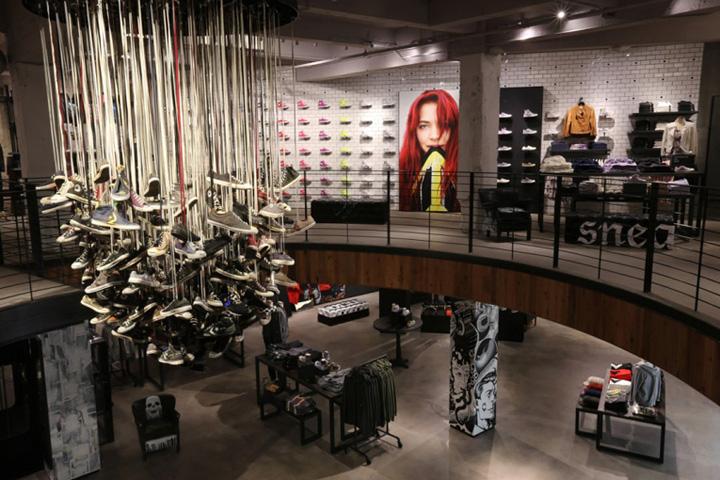Converse flagship store, San Francisco – California