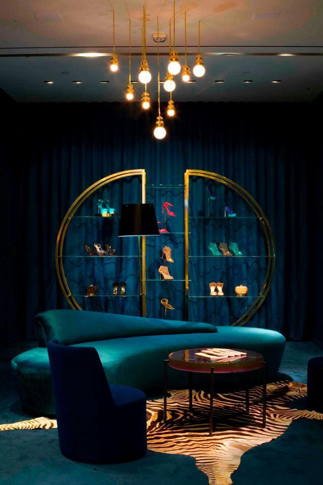 Sergio Rossi new boutique in Las Vegas