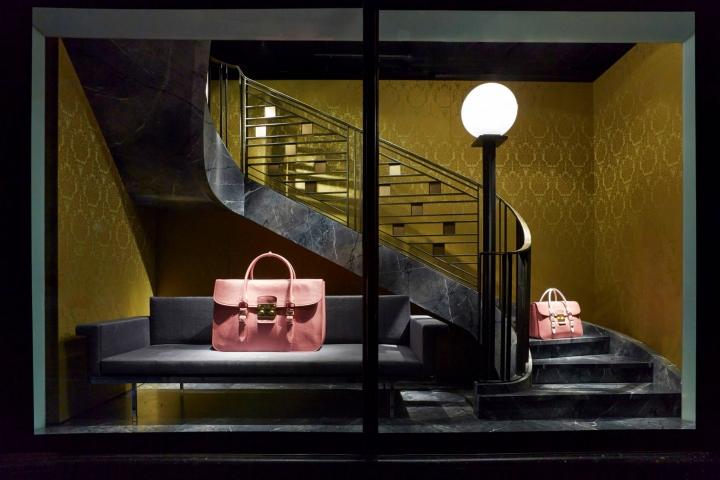 The Handbag Narratives pop up shop at Harrods