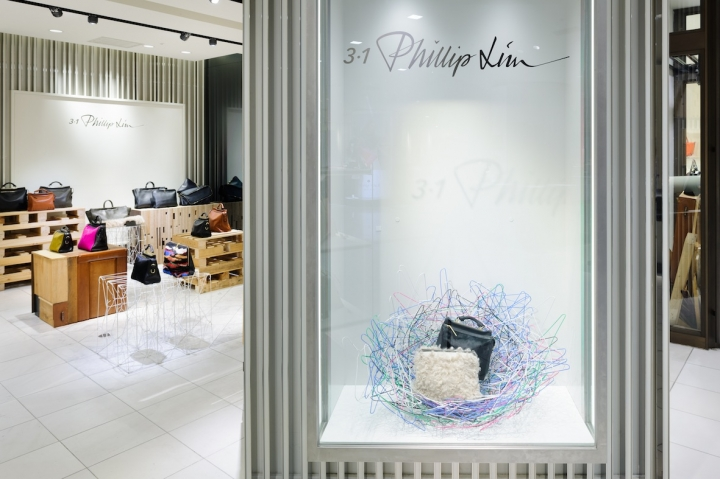 3.1 Phillip Lim store by Schemata Architects