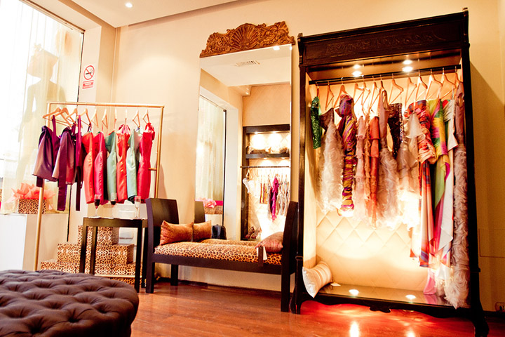 Gerardo Privat concept store by Citric Studio, Lima – Peru