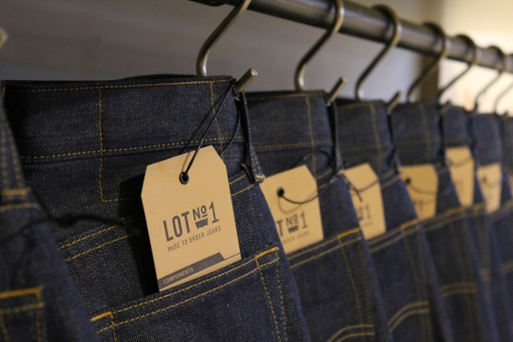 Levi's flagship store opening in san francisco