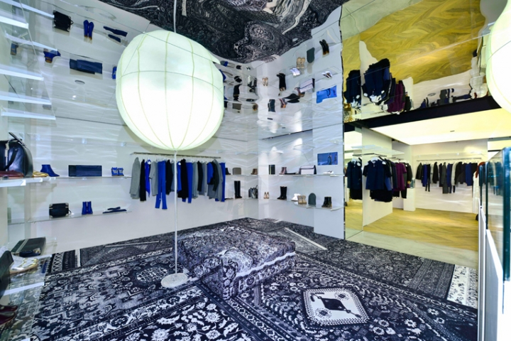 Maison Martin Margiela in hong kong (store renewal)