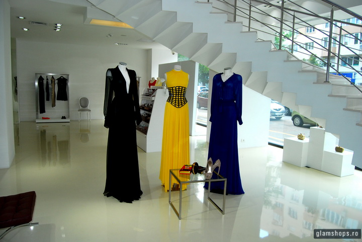 Victoria 46 high end fashion store - Bucharest