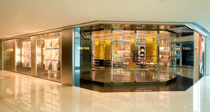 Two New Miu Miu Stores in Hong Kong