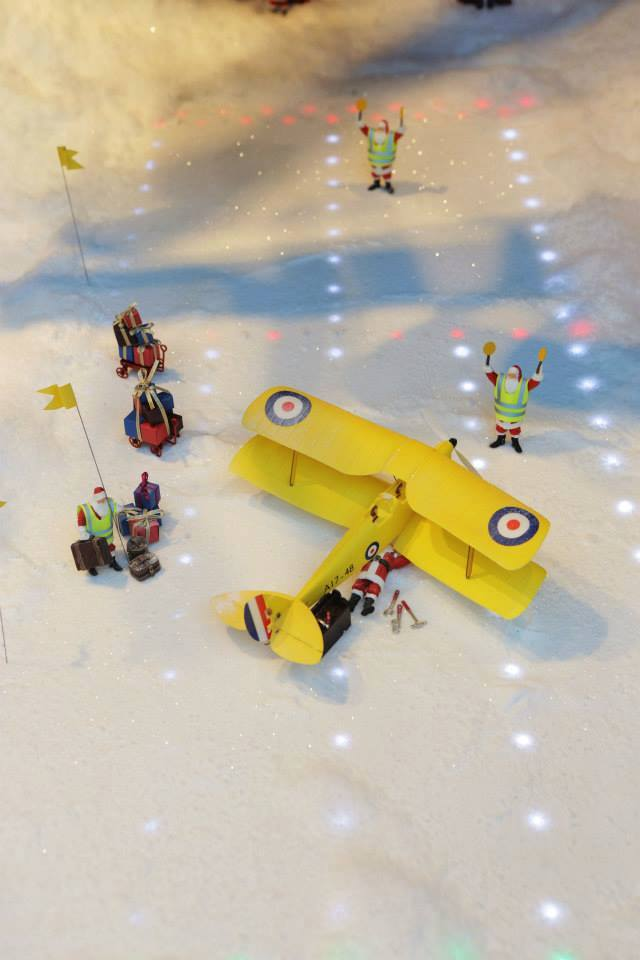 Selfridges Destination Christmas windows 2013