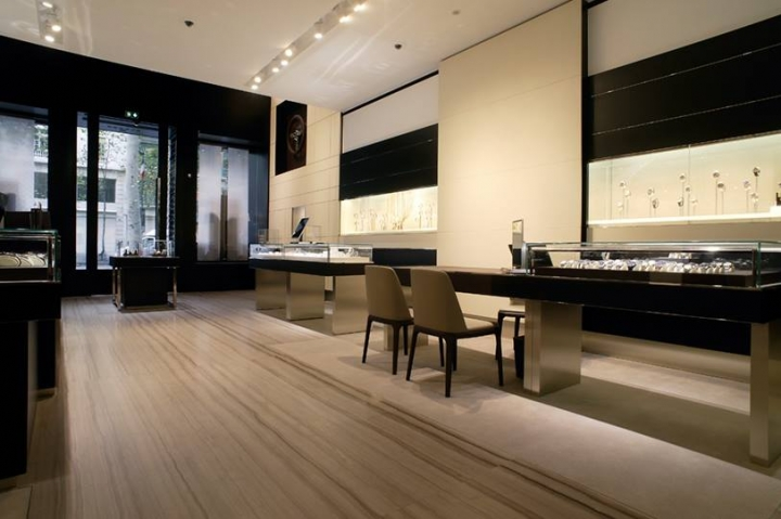 TAG Heuer opens its new flagship boutique in Paris