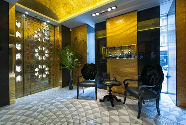 Sicis Jewels Showroom in Paris
