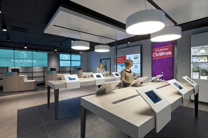 Argos digital concept stores by Dalziel and Pow