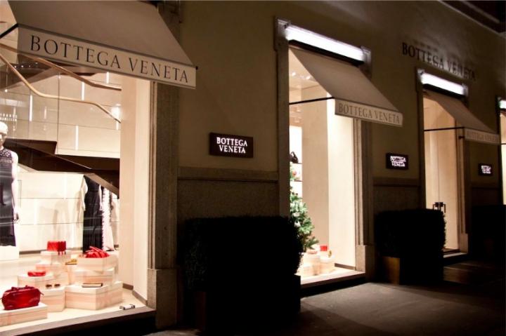 Bottega Veneta Milan 2013