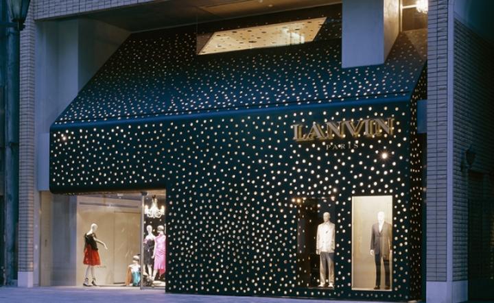 Lanvin Boutique – Ginza district Tokyo