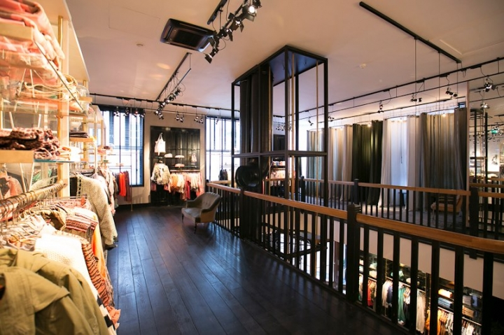 Scotch & Soda flagship store Amsterdam
