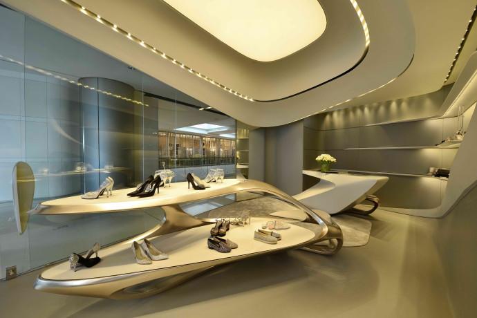 Stuart Weitzman Flagship Store Opens in IFC Mall