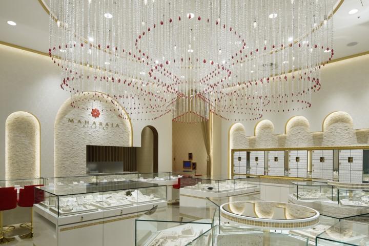MAHARAJA diamond jewelry by Ichiro Nishiwaki