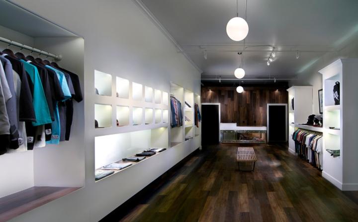 Jiberish Vault store by J.Clay Environments, Park City – Utah