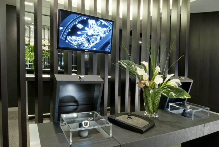 Richard Mille Boutique  Beverly Hills