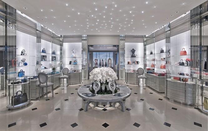 Dior Flagship Store At Marina Bay Sands Gets A Facelift