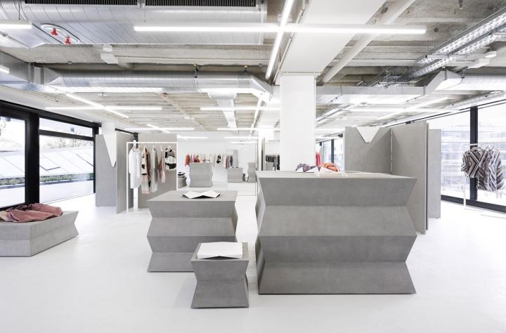 Odeeh store by Zeller & Moye, Berlin