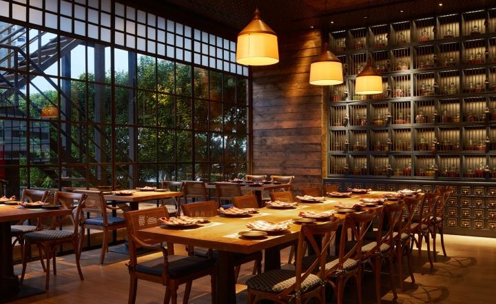 Charcoal Tandoor Grill and Mixology - Bangkok, Thailand