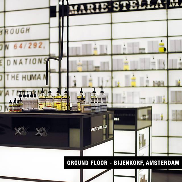 MARIE STELLA MARIS - store interior
