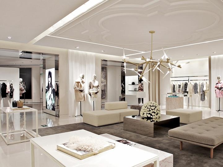 Diamond Dazzle Stores by Reggiani, Beijing