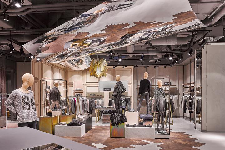Rich & Royal store by Blocher Blocher Shops, Berlin