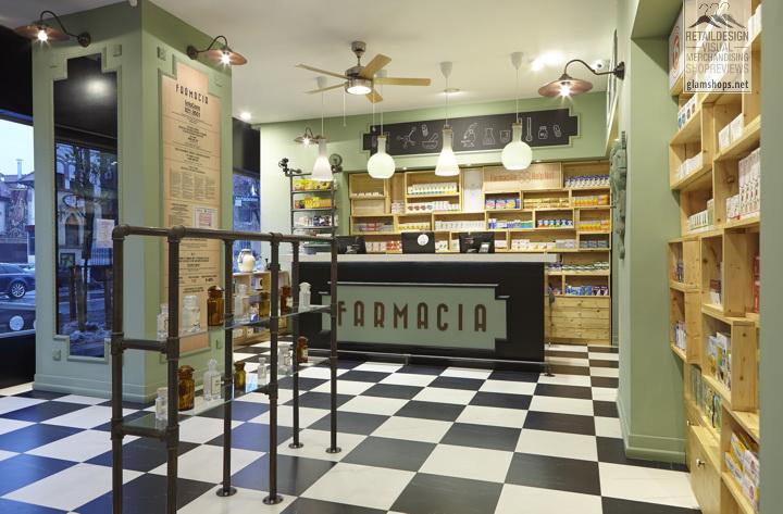 Farmacia concept store by OMID GHANNADI - Dorobanti district Bucharest