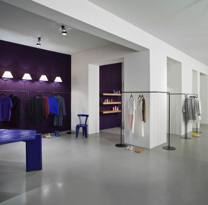 Schwarzhogerzeil store opening in Berlin