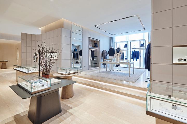 Lane Crawford Store Renewal by Yabu Pushelberg, Hong Kong