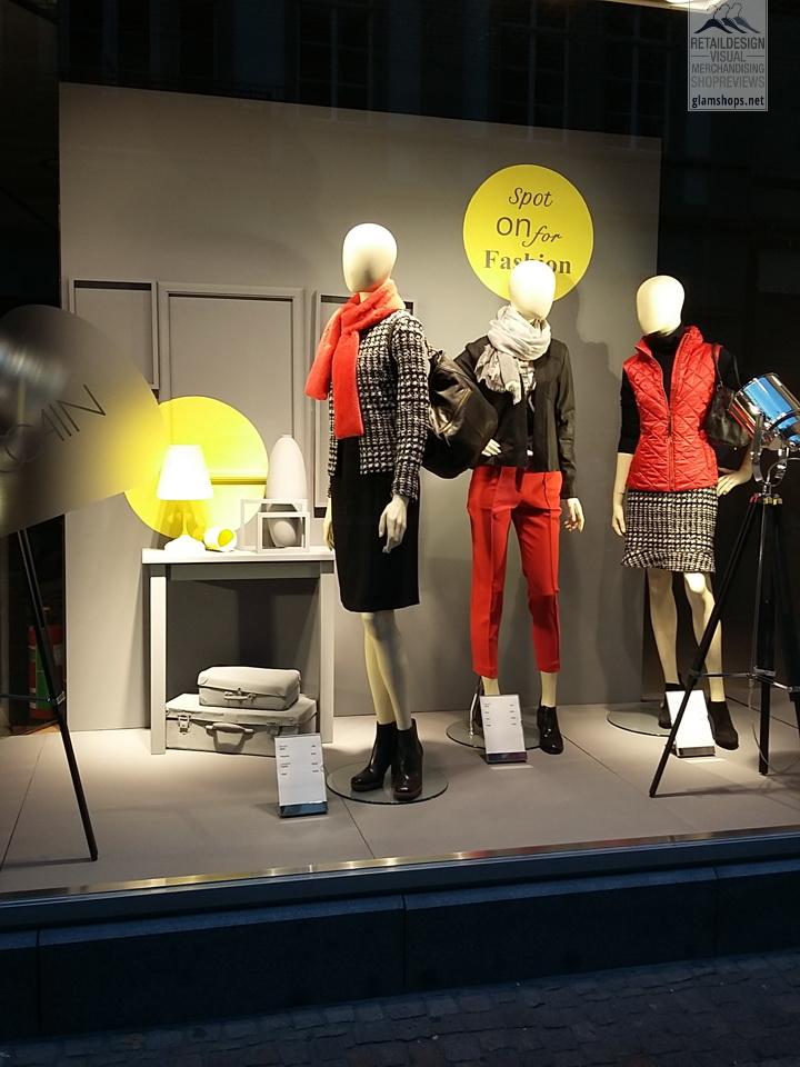 Kraus Windows display Heidelberg Germany