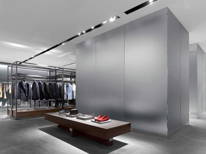 The Galleria Luxury Hall West department store by Burdifilek