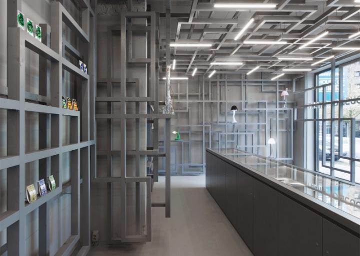 House of Smart drug store – Netherlands