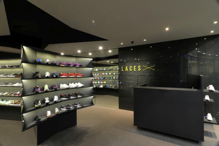 LACES Shoe Store by CoA Arquitectura, Zapopán- Mexico