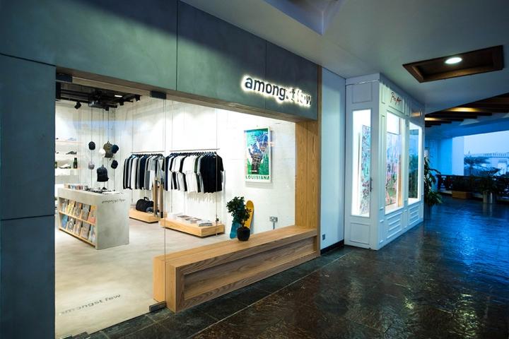 Amongst Few streetwear label in Dubai
