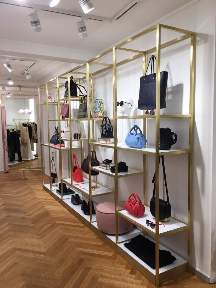 Tserkov store in Zurich by Demetris Martides and  Andreas Menelaou