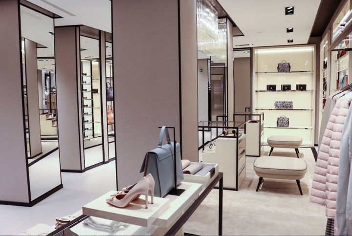 New Hugo Boss store in Florence, Italy