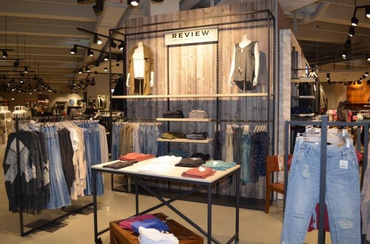 S1 Dorsten store interior Germany