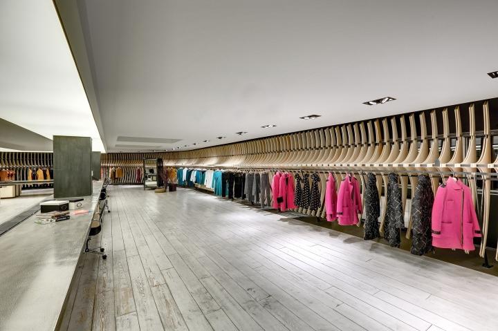 VIGOSS Textile - Showroom and Design Office-  Zemberek Design
