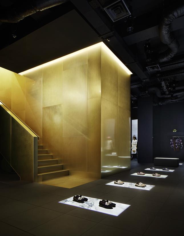 Dolce & Gabbana new store in Aoyama, Tokyo