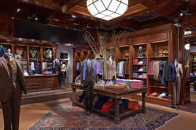 Polo Ralph Lauren opens flagship store in London