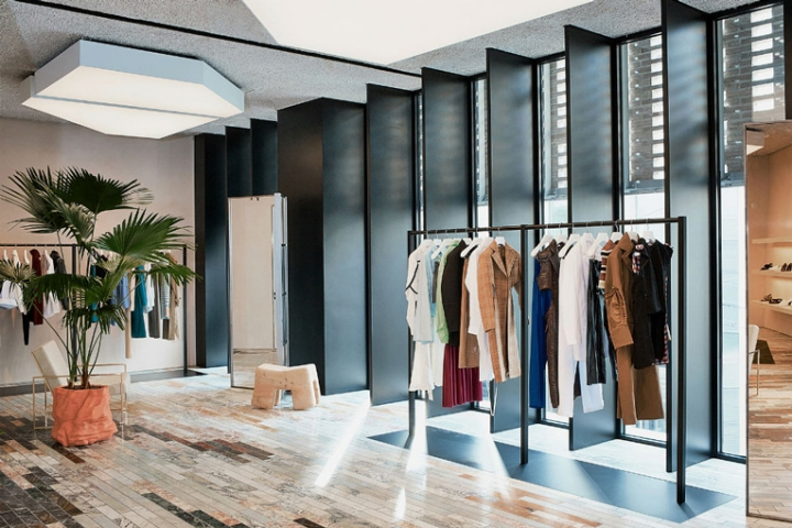 Céline new store in Seoul