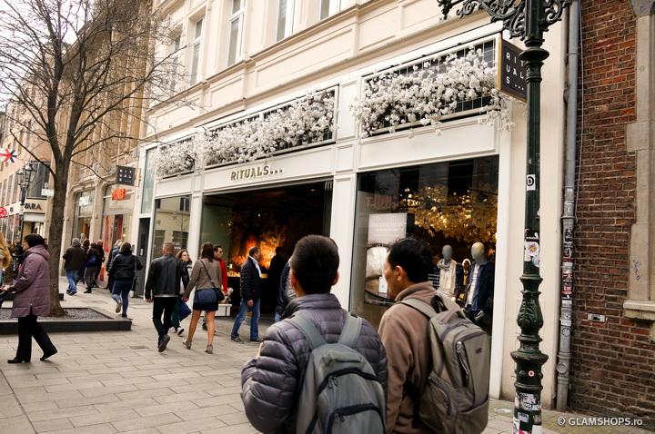 RITUALS Cosmetics store dusseldorf