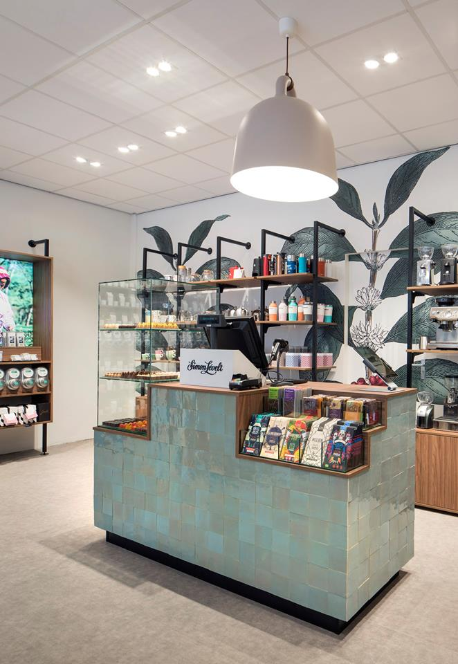 Simon Levelt store in Amsterdam by Tchai