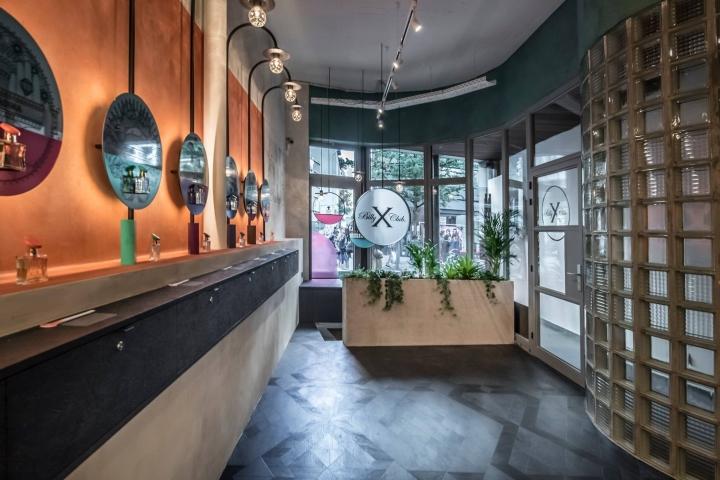 BillyXClub-store opening in Antwerp
