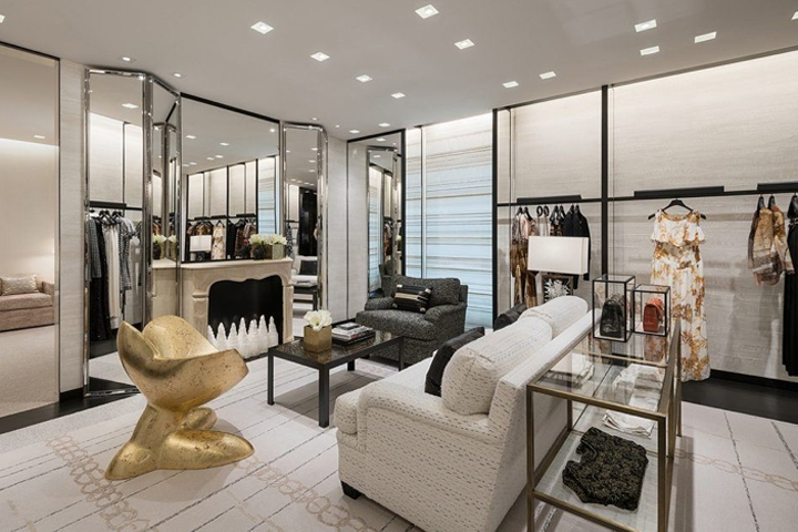 Chanel flagship store by Peter Marino in Toronto