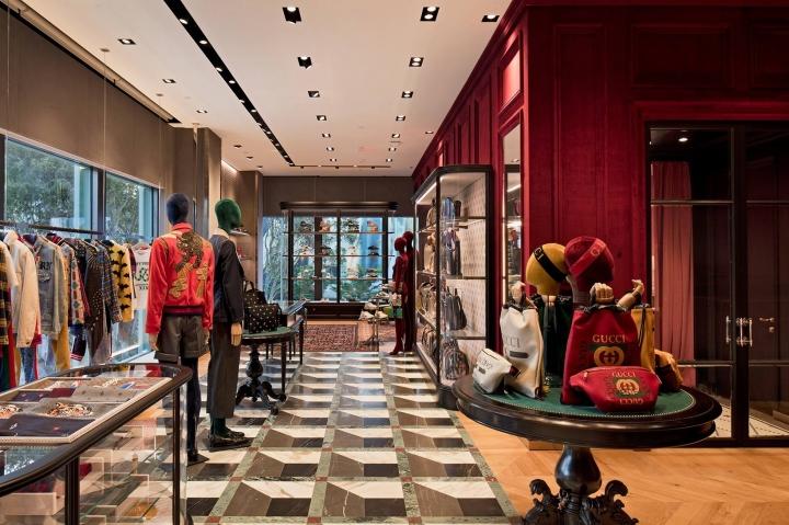 GUCCI opens new store in Miami Design District by Alessandro Michele