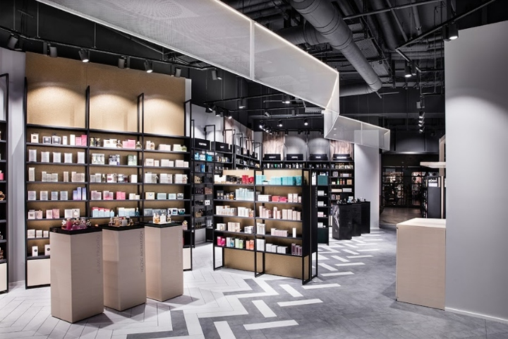 Mußler Beauty by Notino store by DIA – Dittel Architekten Gmbh