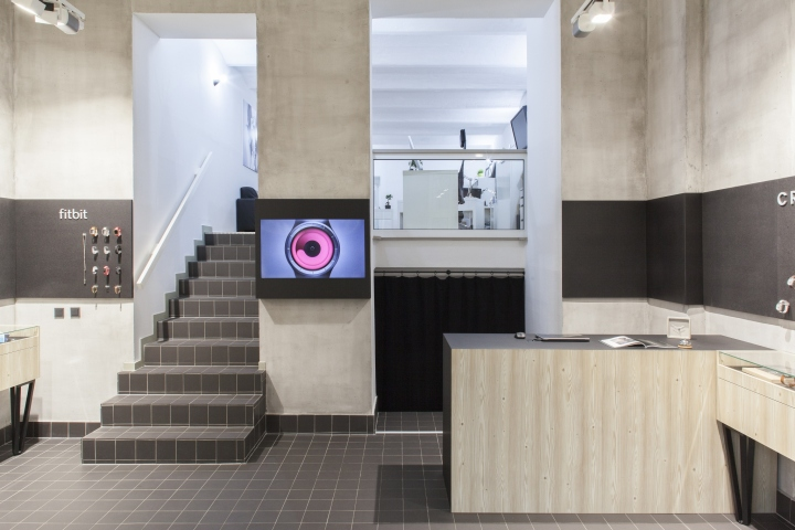 TIMESTUFF store by Susanne Kaiser Architektur & Interiordesign, Berlin