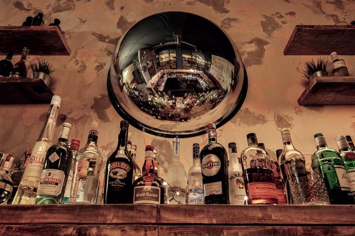 Oddity Bar in Iasi by Apunct Studio